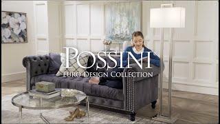 Video About the Possini Euro Design Double Tier Floor Lamp