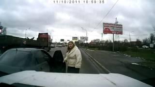 Суровая русская баба