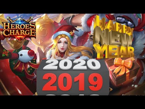 First Stream Of 2019 Heroes Charge