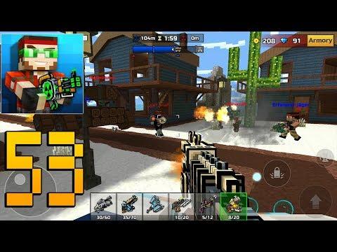 Pixel Gun 3D - Gameplay Walkthrough Part 53