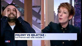 "yassine belattar contre polony :""on passe de l"