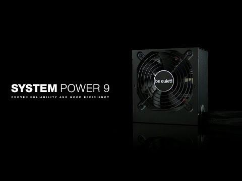 System Power 9 | be quiet! | Русский
