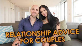 Relationship Advice For Couples 💑 Principles For An Amazing Relationship