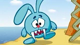 Новые зубы Кроша  - Смешарики 2D | Мультфильмы для детей