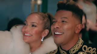@Stevie Mackey & Jennifer Lopez  & THE ELEVEN | It's The Most Wonderful Time of the Year (Official)