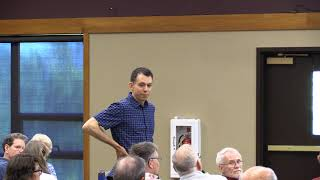Community Carbon Forum with Mark Ingman at St  Andrew Beaverton 6 30 2019 part 2