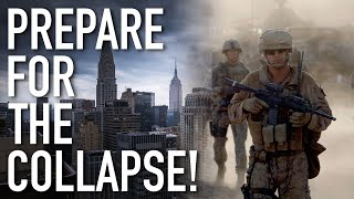 It Will All End Badly! Prepare For The Coming Economic Collapse End-Game