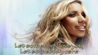 Leona Lewis - Let Somebody Love You (with Lyrics On Screen) HQ