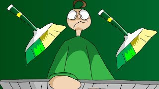 SWEEPING TIME - Baldi