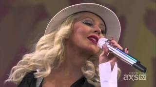 A Great Big World Feat. Christina Aguilera   Say Something (Live)