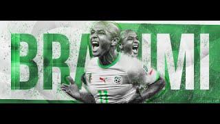 ياسين براهيمي يستمر في حصد الألقاب | الجزائر - Yacine Brahimi New Skills ● Algerie