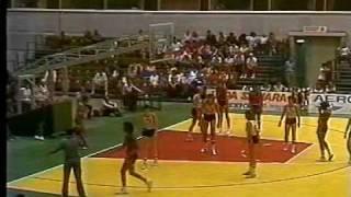 USA vs. Hungary: 1986 Women's World Championship - dooclip.me