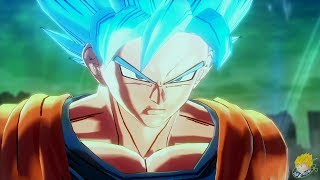 Dragon Ball Xenoverse 2: Story Mode - Enemies from the past (Broly & More)【60FPS 1080P】