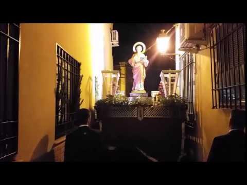 Procesión de San Pedro La Zubia Granada.