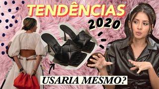 Tendências De Moda De 2020 Que Vou Investir 😱 Viihrocha