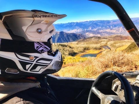 Riding Utah's Trail Country with the NEW Can Am Maverick Trail