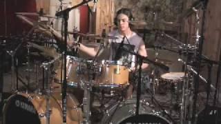 Job for a Cowboy-Unfurling A Darkened Gospel (studio drum footage of Jon Rice)