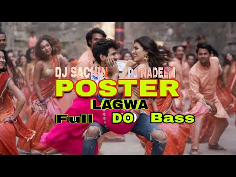 FLM..pOSTEr LAGWa Do New Song Mix By DJ NADEEM DJ SACHIN