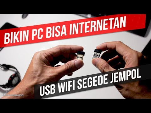 USB WiFi Murah | Review TP Link WN725N