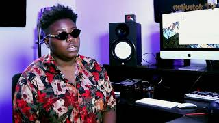 """Writing For Davido Was A Bitter Sweet Experience""   TENI 