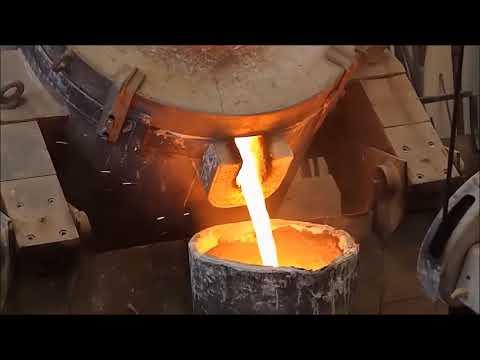 Funsione in bronzo