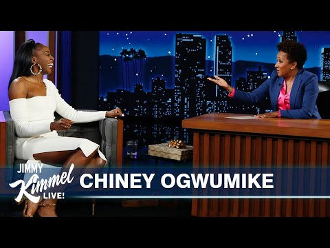 Chiney Ogwumike on Meeting Kobe Bryant, Bringing New Fans to the WNBA & COVID Bubble Documentary