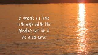 Aphrodite in a Twinkle