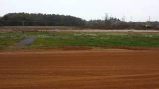 preview picture of video 'Nicki Pedersen on the Speedway track of Mâcon (France), November 16 2013 Part 1'