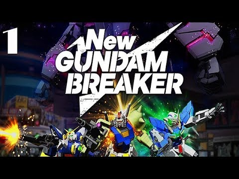 Gameplay de New Gundam Breaker