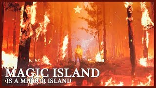 "TXT MAGIC ISLAND Lyrics + MV Meaning Explained: Why MAGIC ISLAND is a ""Mirror"" Island (feat. BTS)"