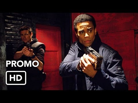 Almost Human 1.02 (Preview)
