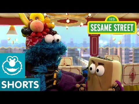 Sesame Street: The Fancy Schmancy Dinner Party (Smart Cookies)