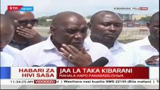 Mwenyekiti wa NLC azungumzia swala la jaa la Kibarani