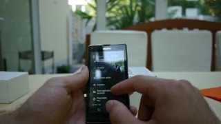 Sony Xperia L im ausführlichen Test [Deutsch]