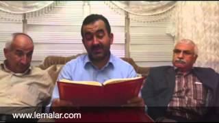 Ali Çadırcı Abi,