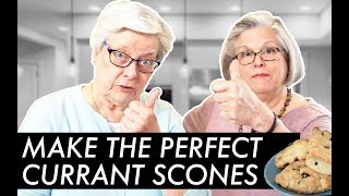 How To Make Perfect Currant Scones
