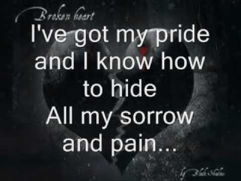 Crying in the rain (lyrics) A-ha