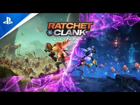 Bande-annonce de la date de sortie de Ratchet & Clank : Rift Apart