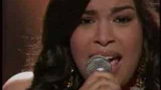 Jordin Sparks This is my now ( Winning Moment )