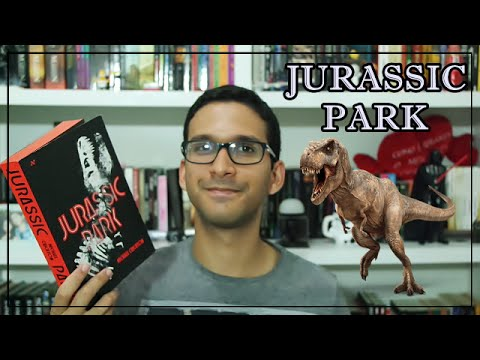 LiterAgindo - Crítica Jurassic Park