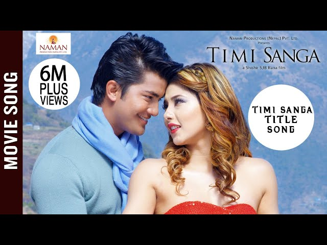 Thumnail of TIMI SANGA Title Song Ft. Samragyee RL Shah
