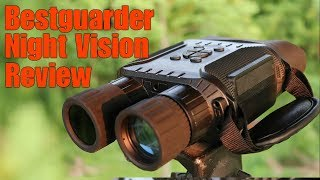 Bestguarder Night Vision Binoculars: Field Test and Review