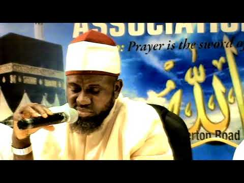 2017 Al Gheba in London Ar rahman - Sheik Imran Abdul Majeed Eleha Ramadan Lecture PART 2