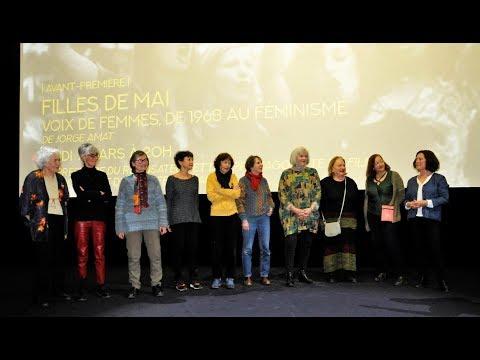 Débat- FILLES DE MAI  Voix de femmes, de 1968 au féminisme  de Jorge Amat