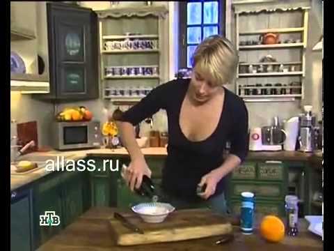 Юлия Высоцкая Салат с курицей и грибами