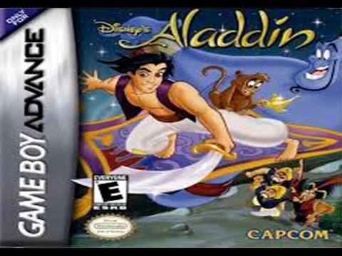aladdin gba gameshark codes