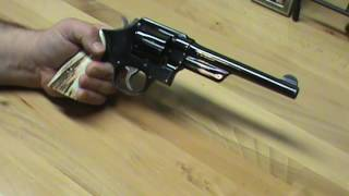 Show & Tell-Smith & Wesson-.38 Special-Pre Model 20-Heavy Duty