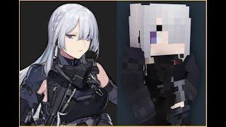AK-15  - (Girls' Frontline) - 【戰損版】ドールズフロントライン - AK-15 Skin - 少女前線 Girls' Frontline Skin - 소녀전선