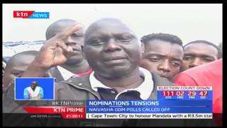 Nominations tensions and chaos around the counties