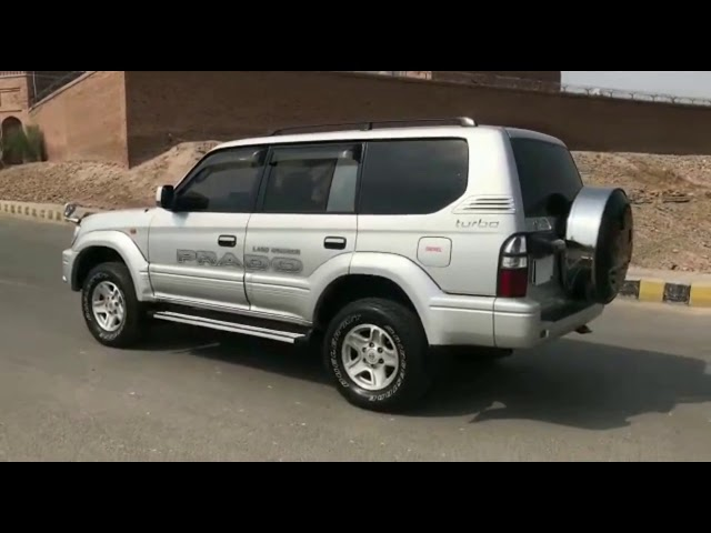 Toyota Prado TX Limited 3.0D 2002 for Sale in Multan